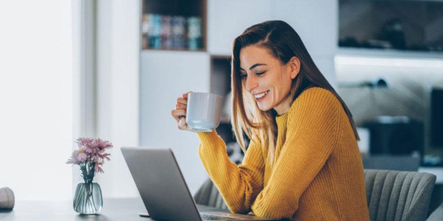 Çarpıcı araştırma! Korona virüs nedeniyle evden çalışanlar mutlu mu
