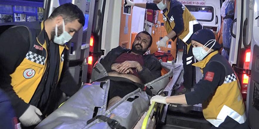 Bursa'da iş yerine silahlı baskın!
