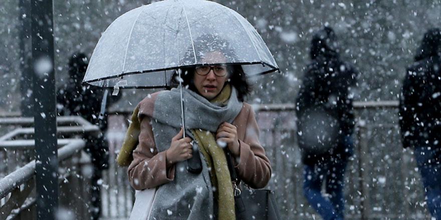 Meteoroloji'den kritik uyarı!  Soğuk hava geri mi dönüyor?