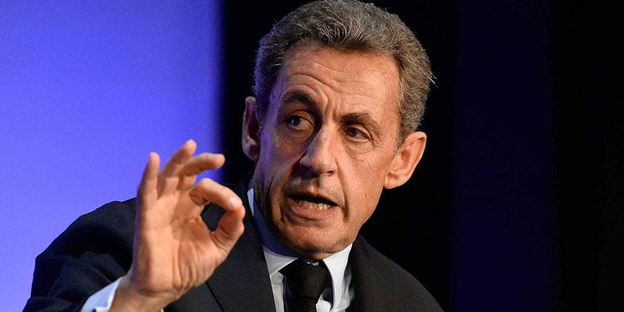 Eski Fransa Cumhurbaşkanı Nicolas Sarkozy'e hapis cezası!