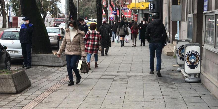 Zonguldak'ta hasta sayıları yeniden arttı
