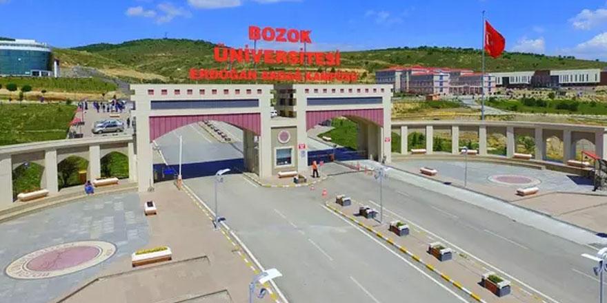Yozgat Bozok Üniversitesi'nde yüz yüze eğitim başladı