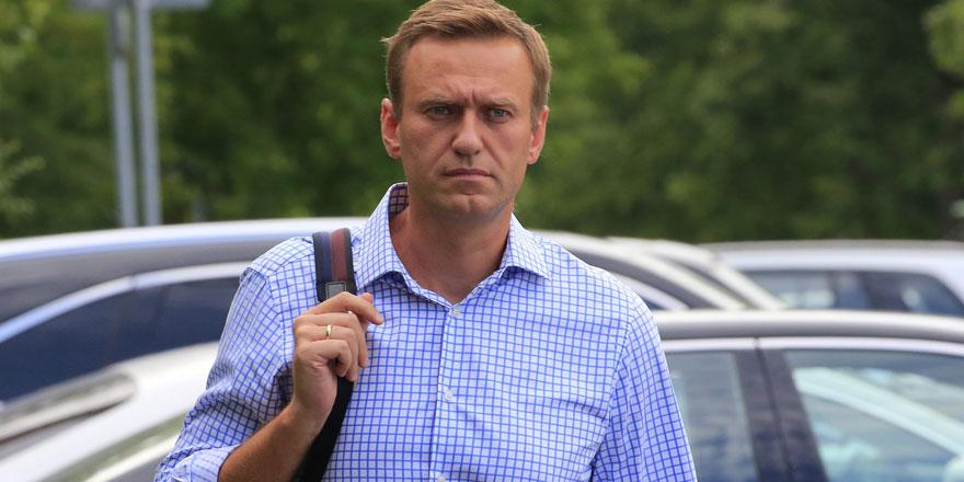 Açlık grevindeki Rus muhalif Aleksey Navalni'den yeni gelişme