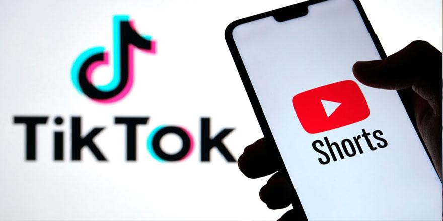YouTube'dan TikTok'a rakip: Shorts özelliği