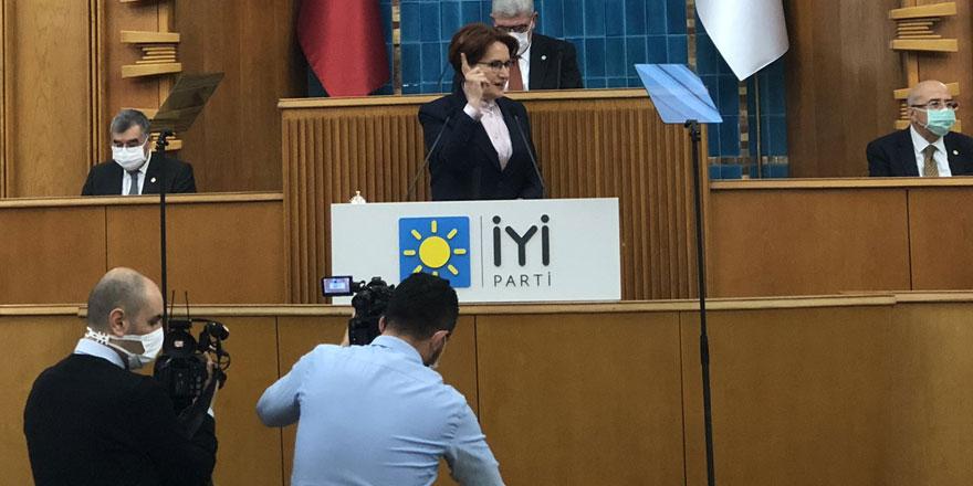 İYİ Parti lideri Meral Akşener fezlekeler hakkında çok net konuştu