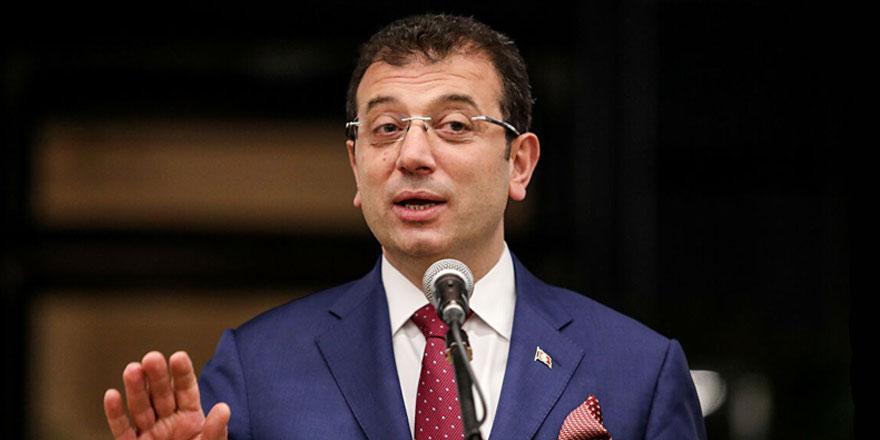 CHP'li meclis üyesi Ediz Zeyrek: 'Ekrem İmamoğlu cumhurbaşkanı adayıdır'