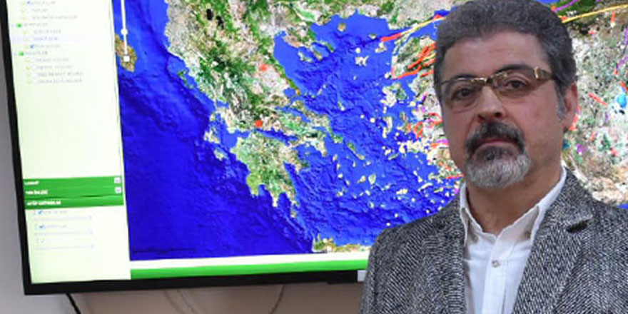 Yunanistan depremi Türkiye'yi etkiler mi?  Hasan Sözbilir'den korkutan açıklama