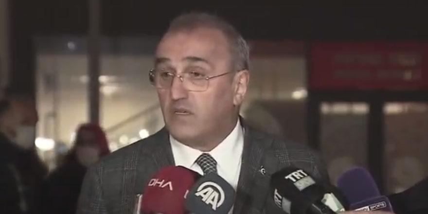 Abdurrahim Albayrak'tan çok sert açıklama