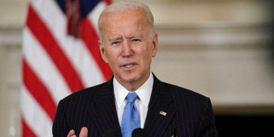 Joe Biden'dan, ABD'nin Irak'taki üssüne düzenlenen füze saldırısıyla ilgili kritik açıklama