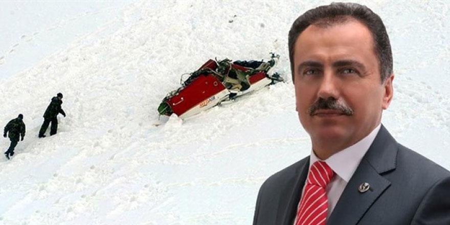 Muhsin Yazıcıoğlu'nun ölümüyle ilgili çarpıcı iddia
