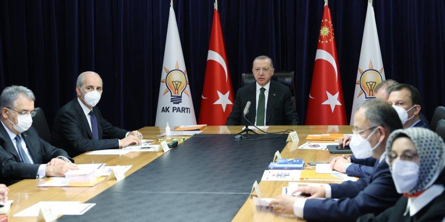 Cumhurbaşkanı Erdoğan: Türkiye'nin geleceğinde CHP diye bir parti yok