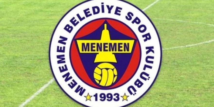 Menemenspor'a polis baskını yapıldı