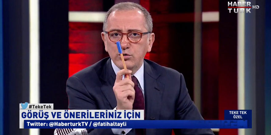 Fatih Altaylı'dan o parti liderine olay sözler! Partiyi kapatsın Ajdar'a benziyor