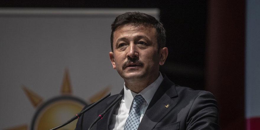 AKP Genel Başkan Yardımcısı Hamza Dağ'dan erken seçim açıklaması