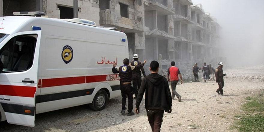 Suriye'nin kuzeyine füze saldırısı!
