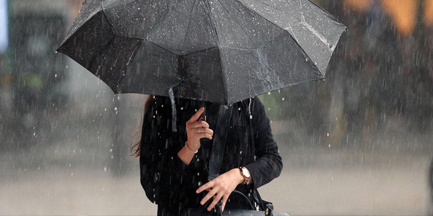 Meteoroloji'den yağış uyarısı! İstanbul için saat verdi