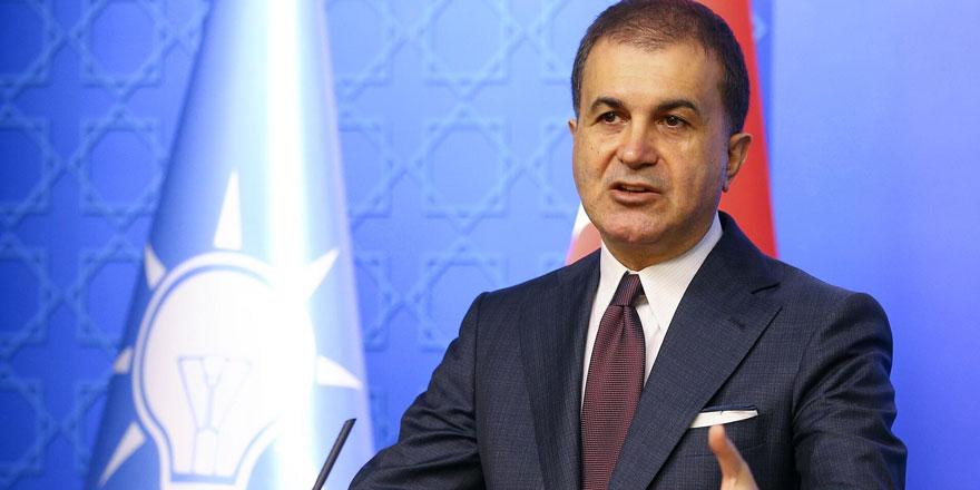 AKP'li Ömer Çelik'ten CHP lideri Kılıçdaroğlu'na sert sözler