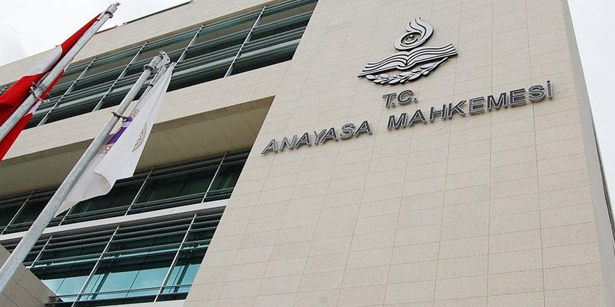 Son dakika... AYM, HDP iddianamesini iade etti