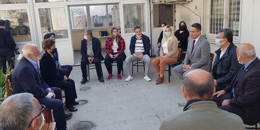 CHP Mersin Milletvekili Ali Mahir Başarır: Roman vatandaşlarımız kaderlerine terk edilmiş