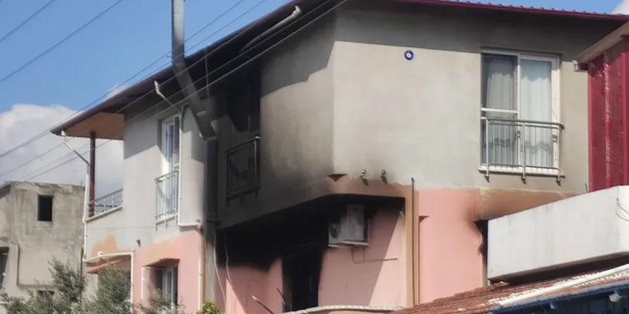Hatay'da çıkan yangında ikiz kardeşler yangından kurtarılamadı