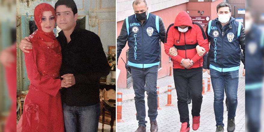 Kayseri'de eski eşi Nuran Koçer'i öldüren Şükrü Efe tutuklandı!