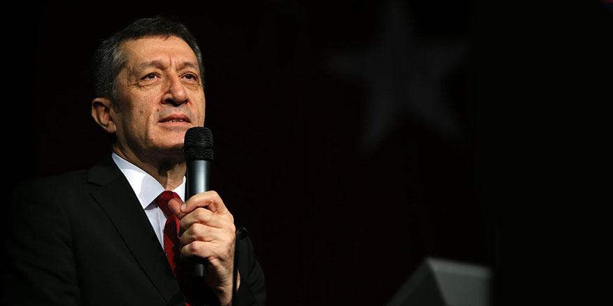 Milli Eğitim Bakanı Ziya Selçuk istifa mı etti? Dikkat çeken detay...