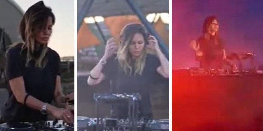İtalyan DJ'in tarihi Göbeklitepe'deki performansı olay oldu
