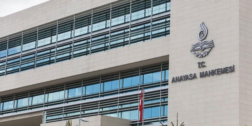 AYM'den 4 siyasi parti hakkında suç duyurusu yapıldı