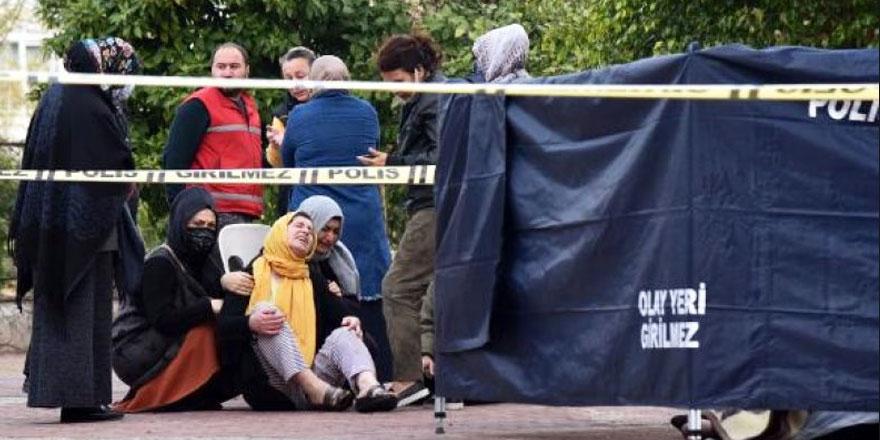 Antalya'da 15 yaşındaki çocuk intihar etti