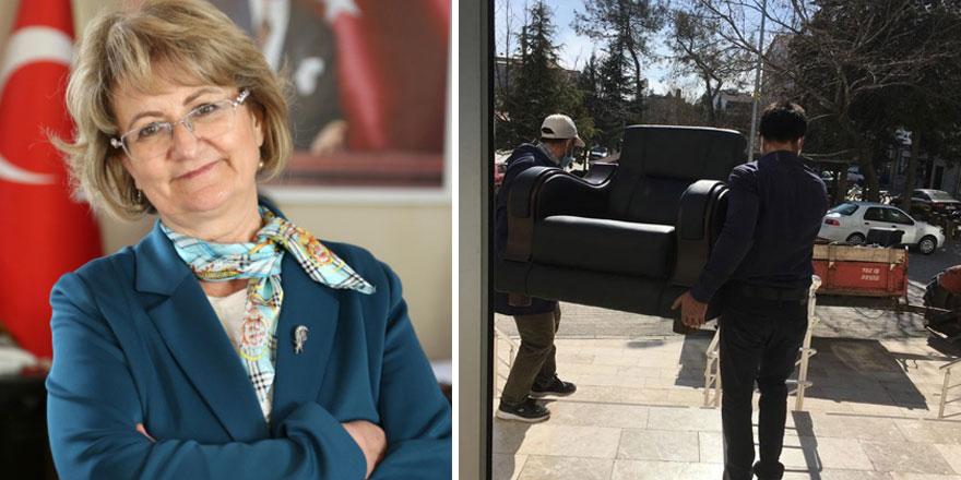 AKP döneminde açılan davaCHP'li Birsen Çelik'i koltuğundan etti