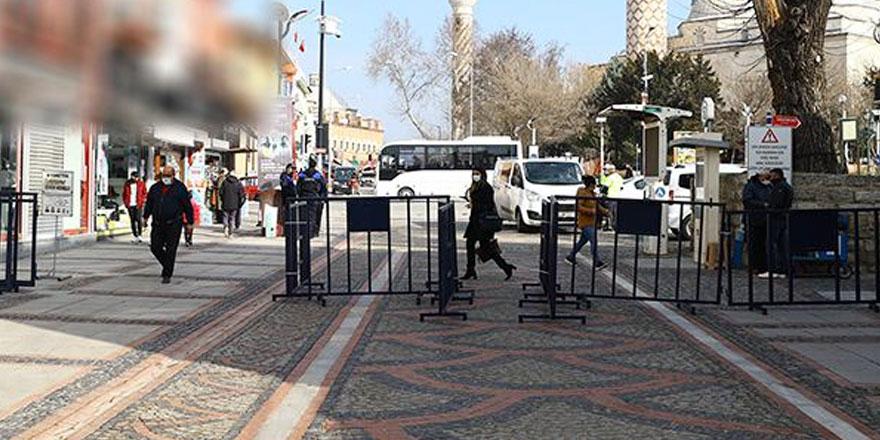 Edirne'de korona virüs önlemleri değişti