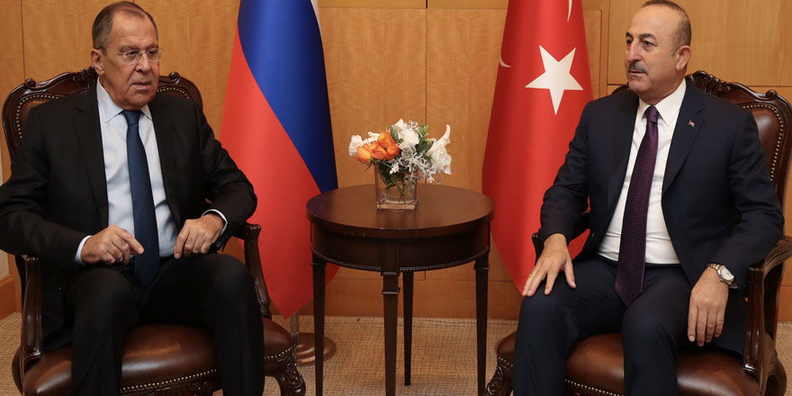 Lavrov ile Çavuşoğlu Katar'da bir araya gelecek