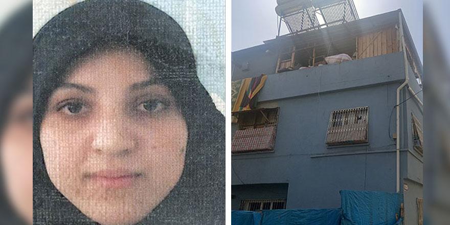 Adana'da halı silkelerken damdan düşen 8 aylık hamile kadın yaralandı