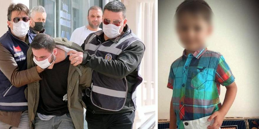 Konya'da10 yaşındaki oğlunu boğarak öldürenİsmail Kılınçer'inskandal ifadesi ortaya çıktı