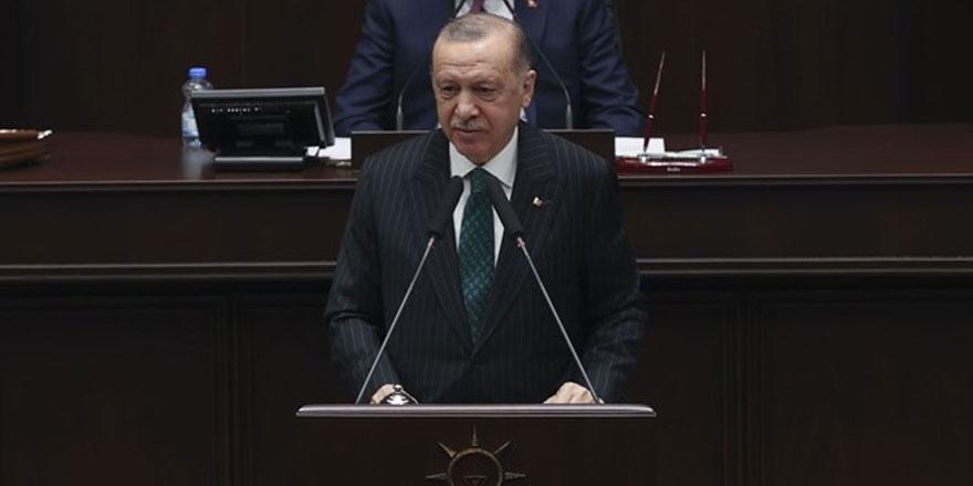 Erdoğan:  Tutturmuşlar 'Şu kadar para nerede?' Damat kadar başınıza taş düşsün