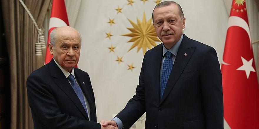 Cumhurbaşkanı Erdoğan MHP'nin kongresine katılacak mı? Flaş açıklama