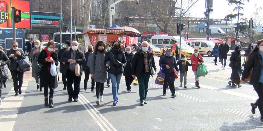 Beşiktaş'ta hava kirliliği 'kırmızı' alarm veriyor
