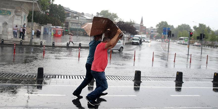 İstanbul Valiliği kar ve sağanak yağmura karşı uyarı yaptı!