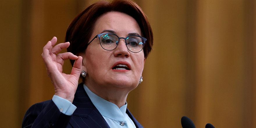 İYİ Parti lideri Meral Akşener Habertürk'te açıklayacak