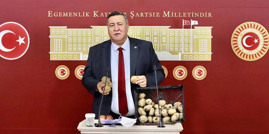 CHP'li Ömer Fethi Gürer: Çiftçi laf değil icraat bekliyor
