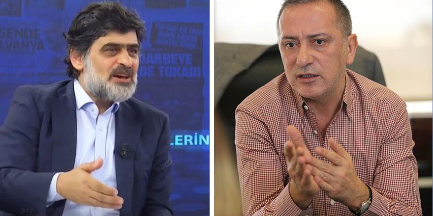 Fatih Altaylı ile Ali Karahasanoğlu arasında tecavüz kavgası! Ya zekaları yok ya da kendilerini...