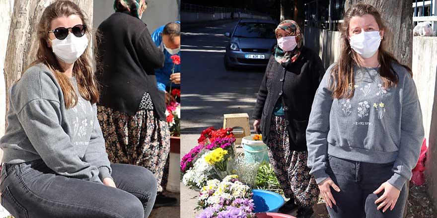 Herkes çiçekçi anne ve Oxford'lu kızını takdir etmişti meğer mesele bambaşkaymış