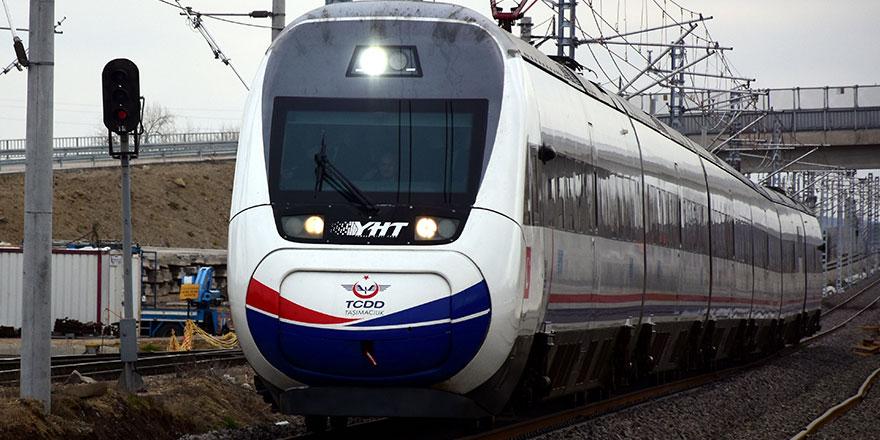 Bakan Adil Karaismailoğlu,Ankara- Sivas hızlı tren hattının Haziran'da açılacağını duyurdu!