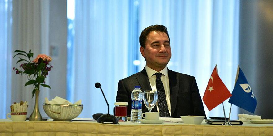 Ali Babacan Erdoğan'dan ittifak daveti gelirse ne yanıt vereceğini açıkladı