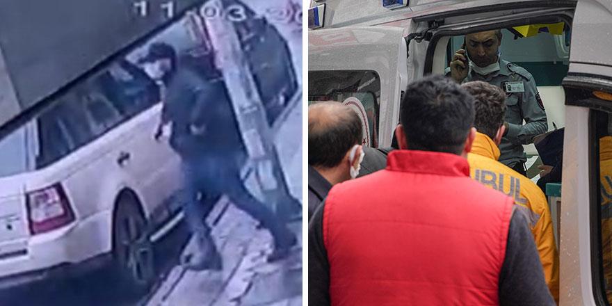 İstanbul Eyüpsultan'da banka soygunu!