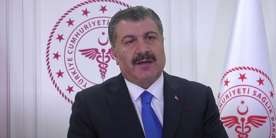Sağlık Bakanı Fahrettin Koca: Salgın kabusu çok sürmeyecek