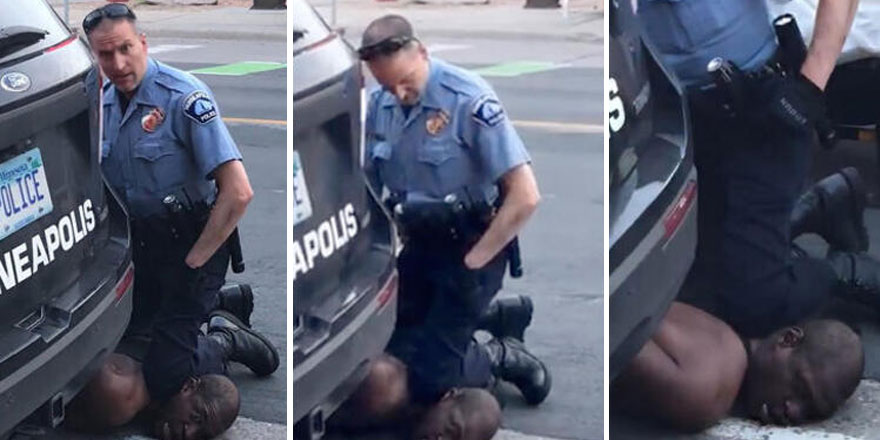 ABD'de George Floyd cinayetinde flaş gelişme!