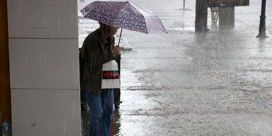 Meteoroloji Genel Müdürlüğü, kar, yağmur ve rüzgara karşı uyardı