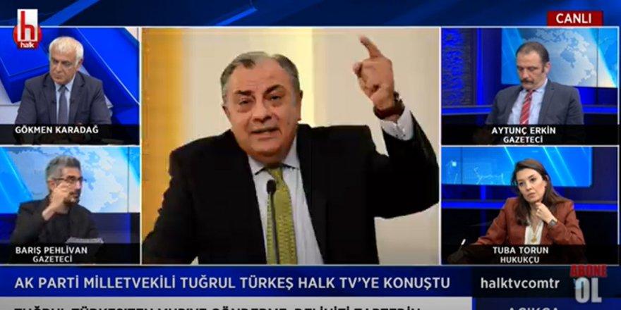 """AKP'li Tuğrul Türkeş'ten MHP'ye olay sözler: """"Ben yapmayacağıma göre..."""""""