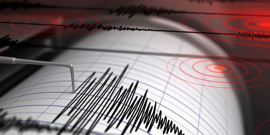 Ağrı Doğubeyazıt'da deprem!